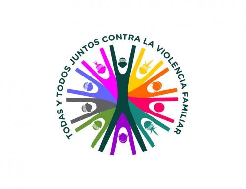 Todas y todos juntos contra la violencia familiar
